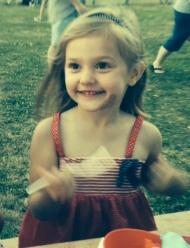 Anna, Age 4